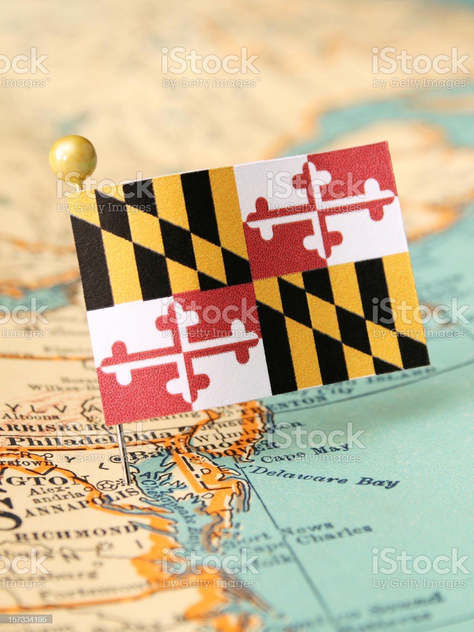 Maryland royalty-free stock photo