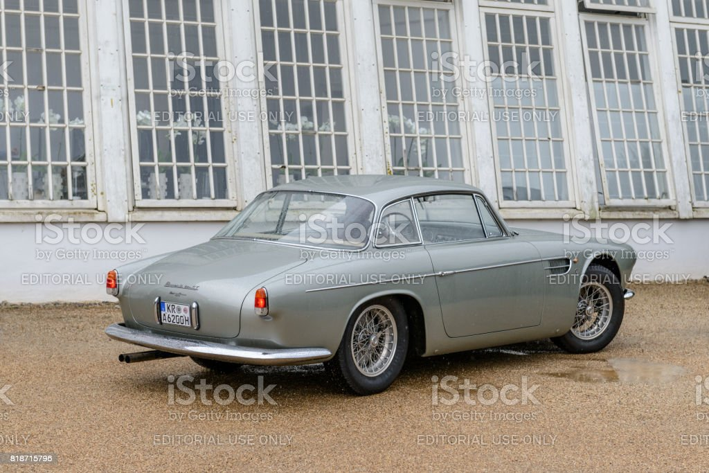 Maserati A6G 2000 coupe by Allemano stock photo