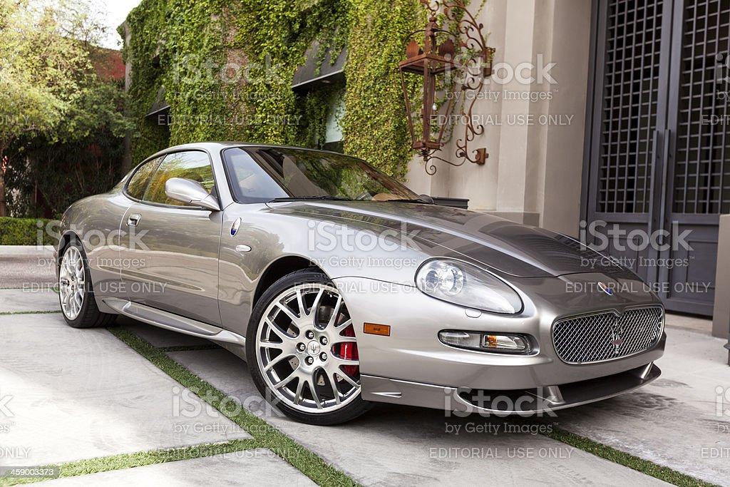 Maserati Grandsport stock photo
