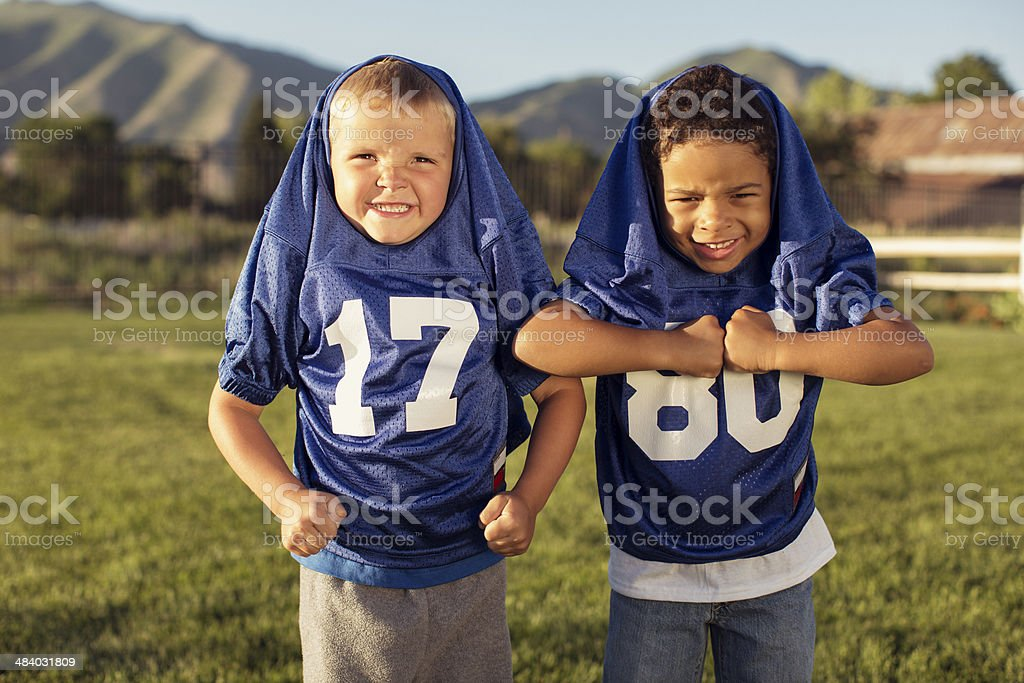 Mash Brothers royalty-free stock photo