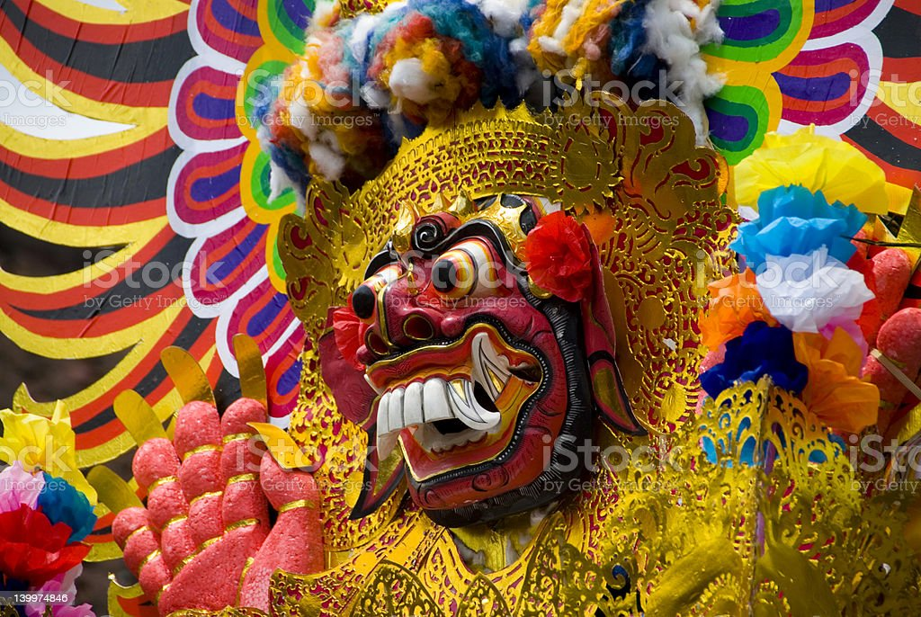 mask 04 stock photo
