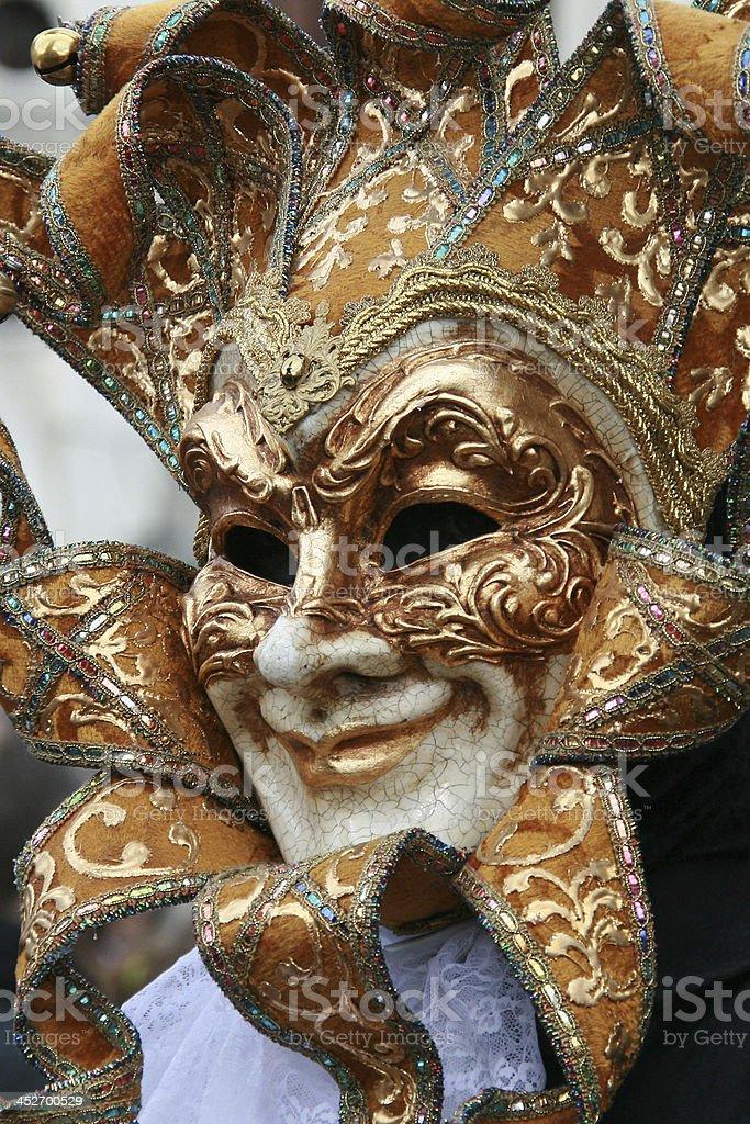 Mask  Carnival  Venice Italy stock photo