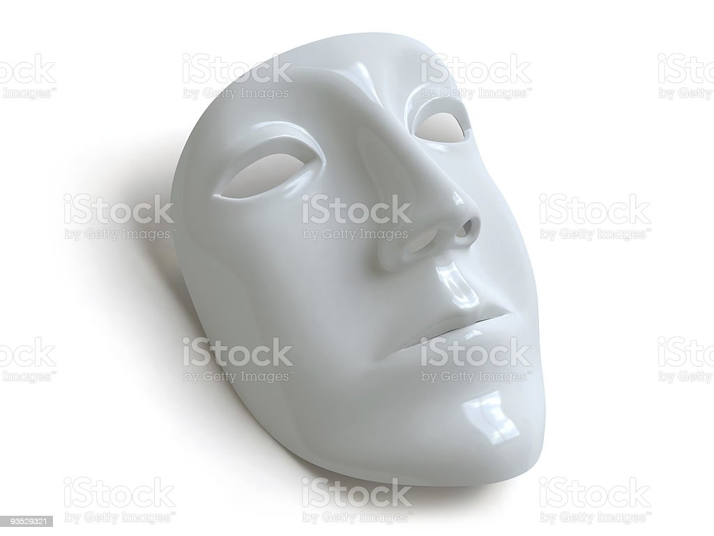 mask stock photo
