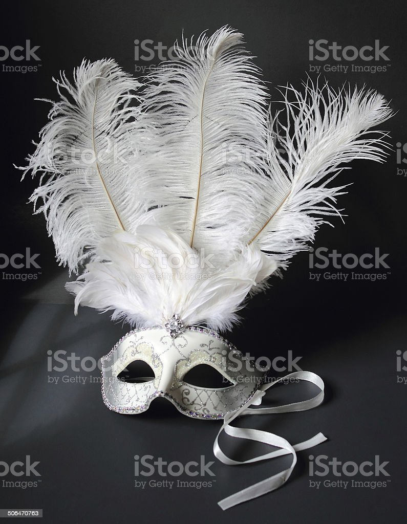 Mask2 stock photo