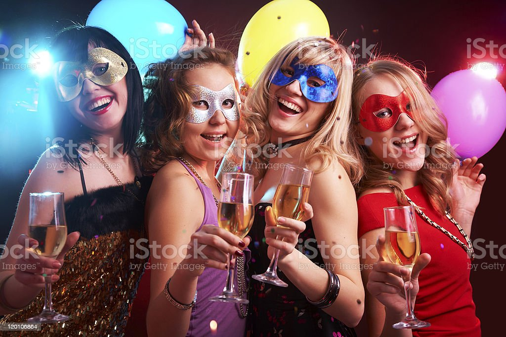 masked ball royalty-free stock photo