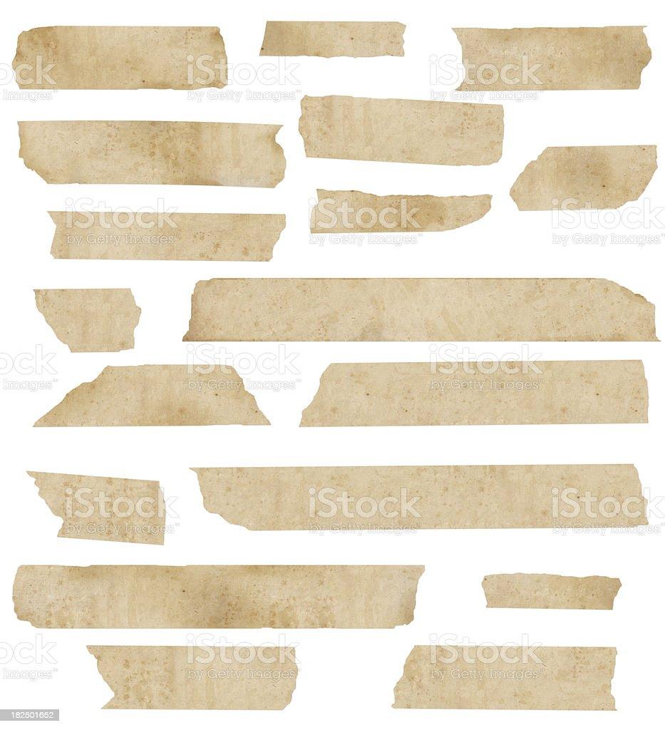 masking tape royalty-free stock photo