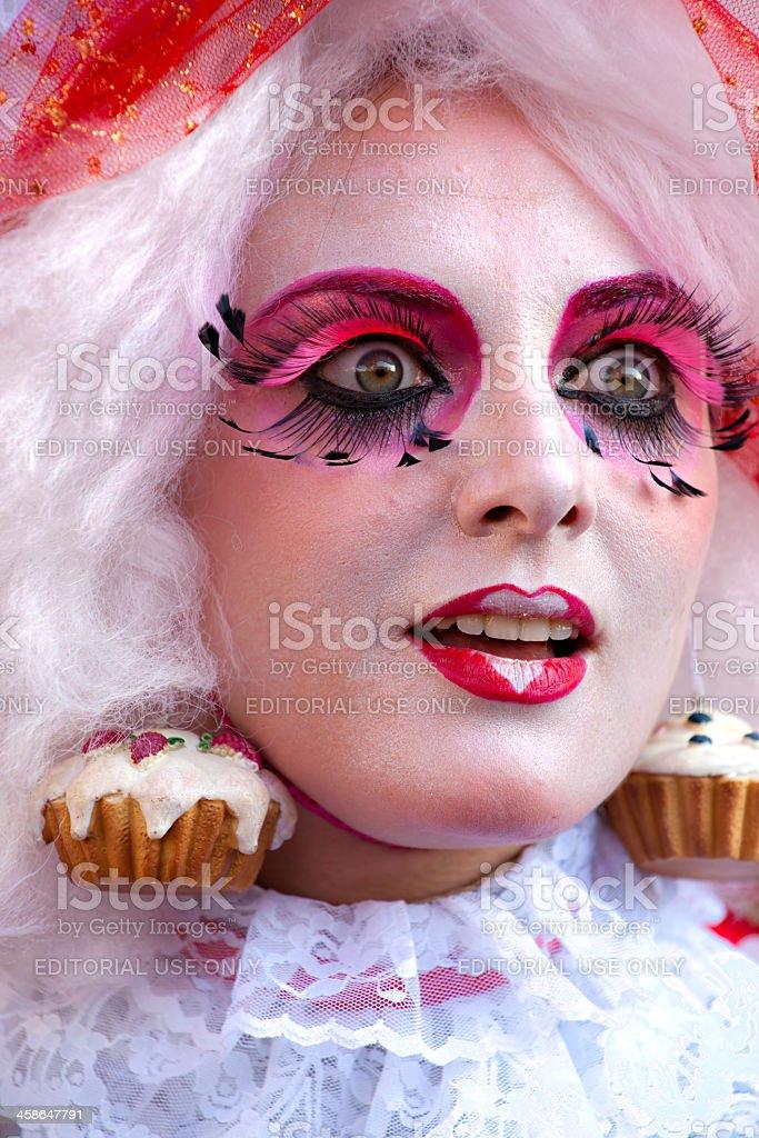 Masken in Venedig Karneval 2011 – Foto