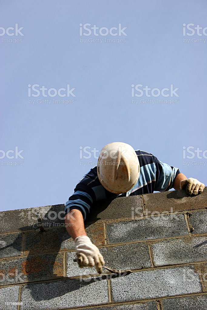 Mason Vertical royalty-free stock photo