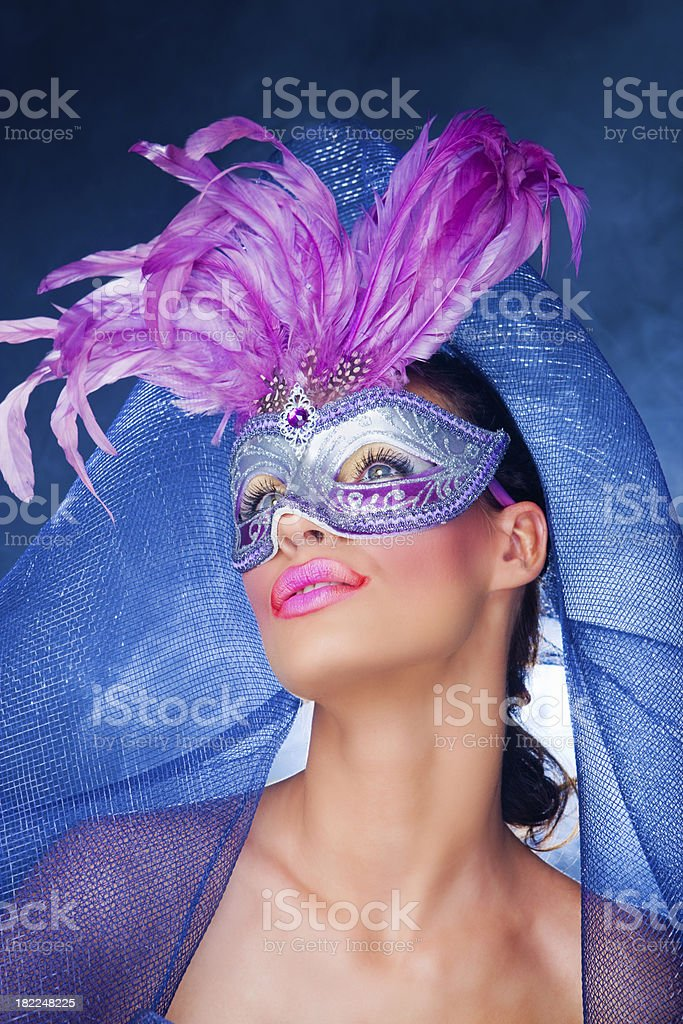 Masquerade royalty-free stock photo