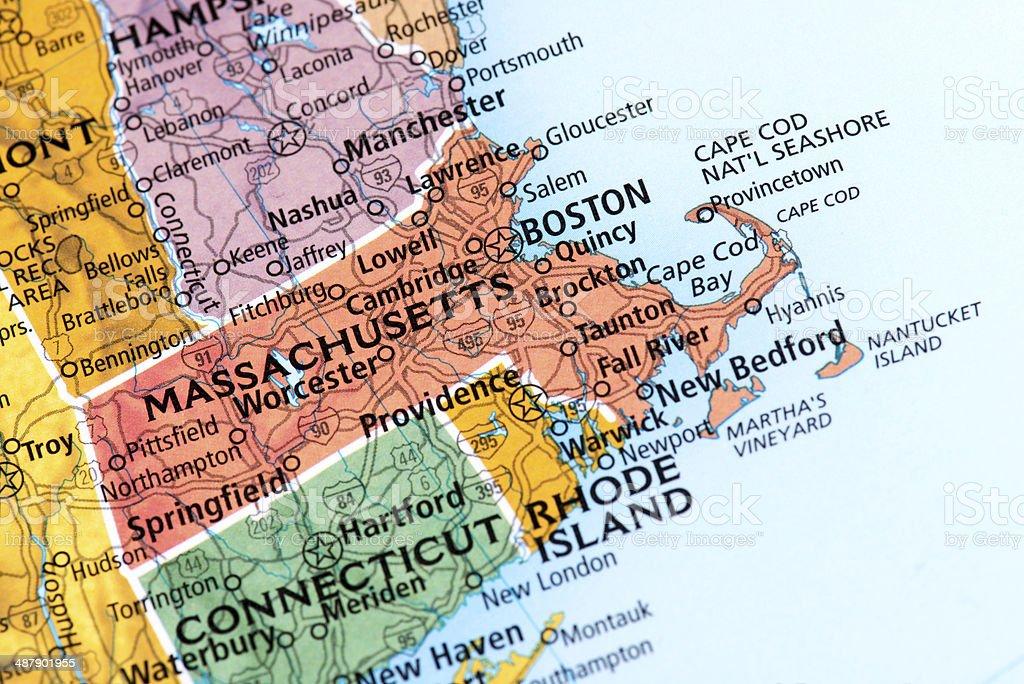 Massachusetts stock photo
