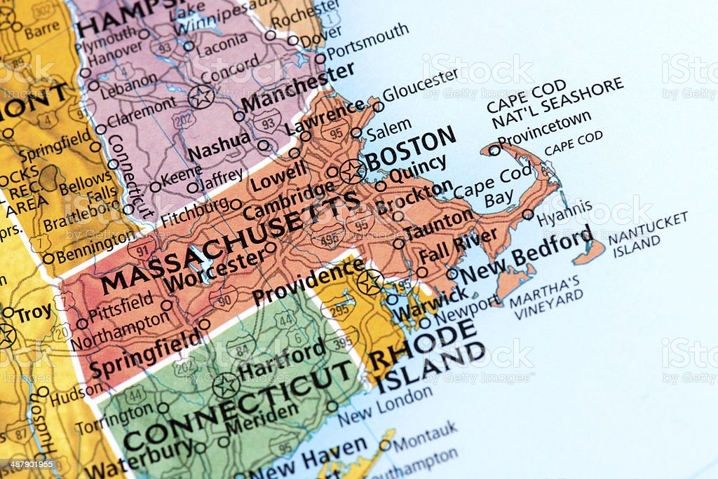 Massachusetts stock photo