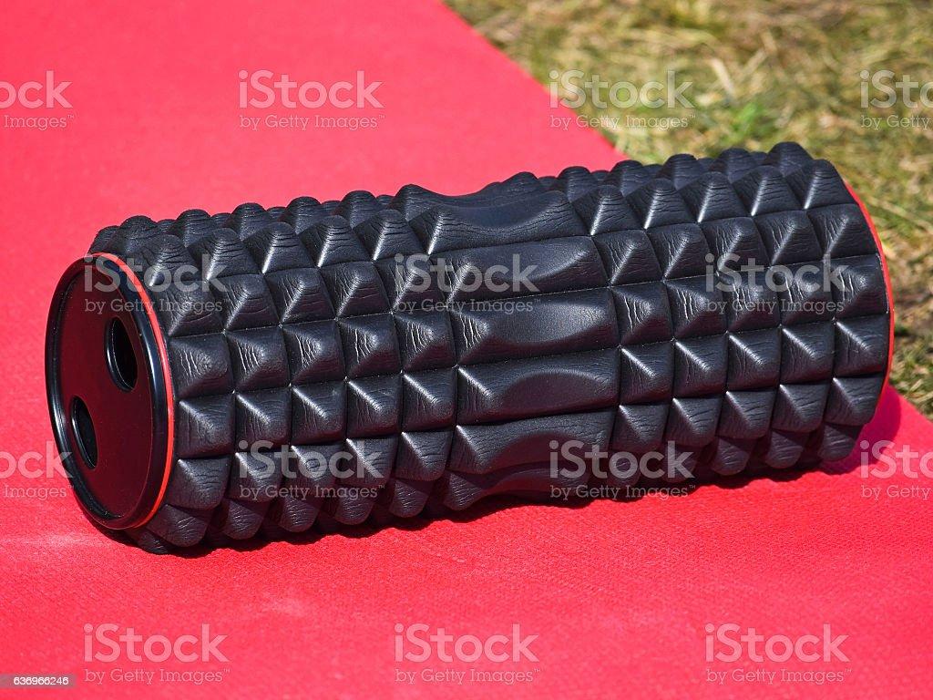 Massager equipment stock photo