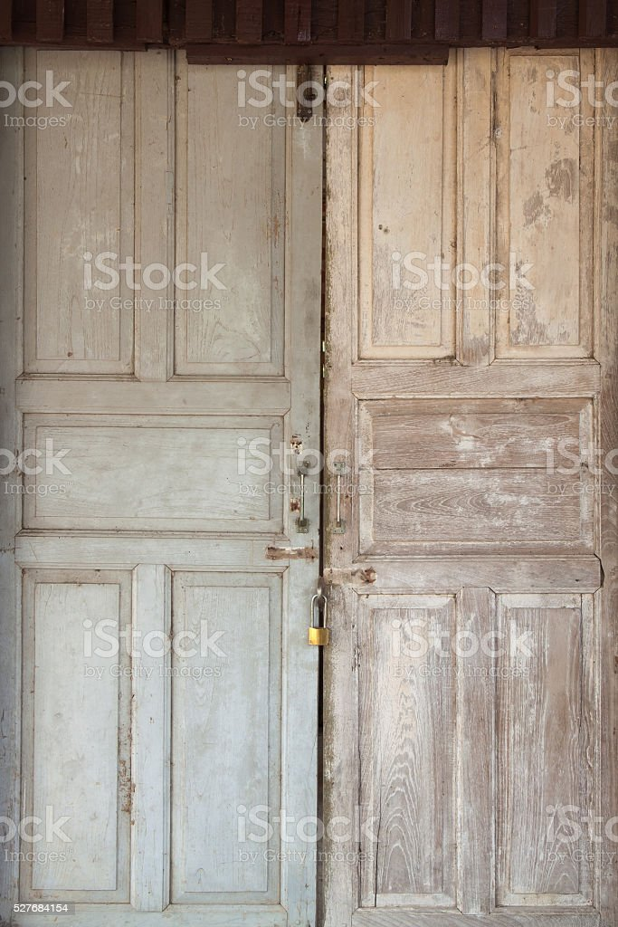 Master key with the door background royalty-free stock photo