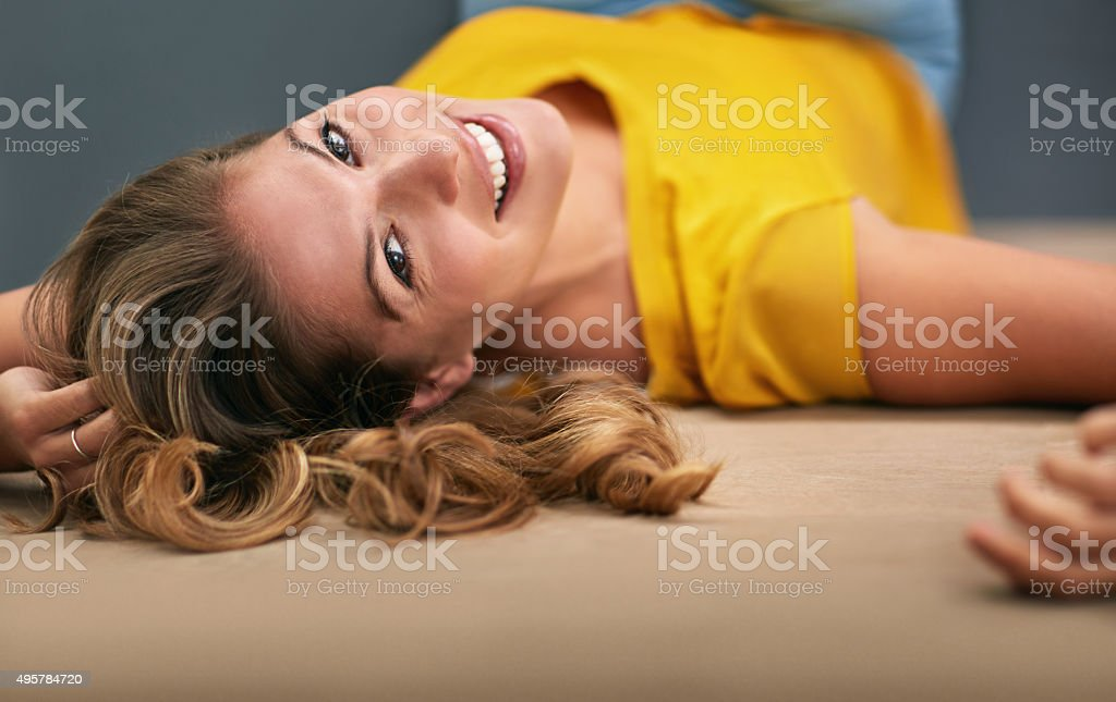 Mastering the art of relaxation stock photo