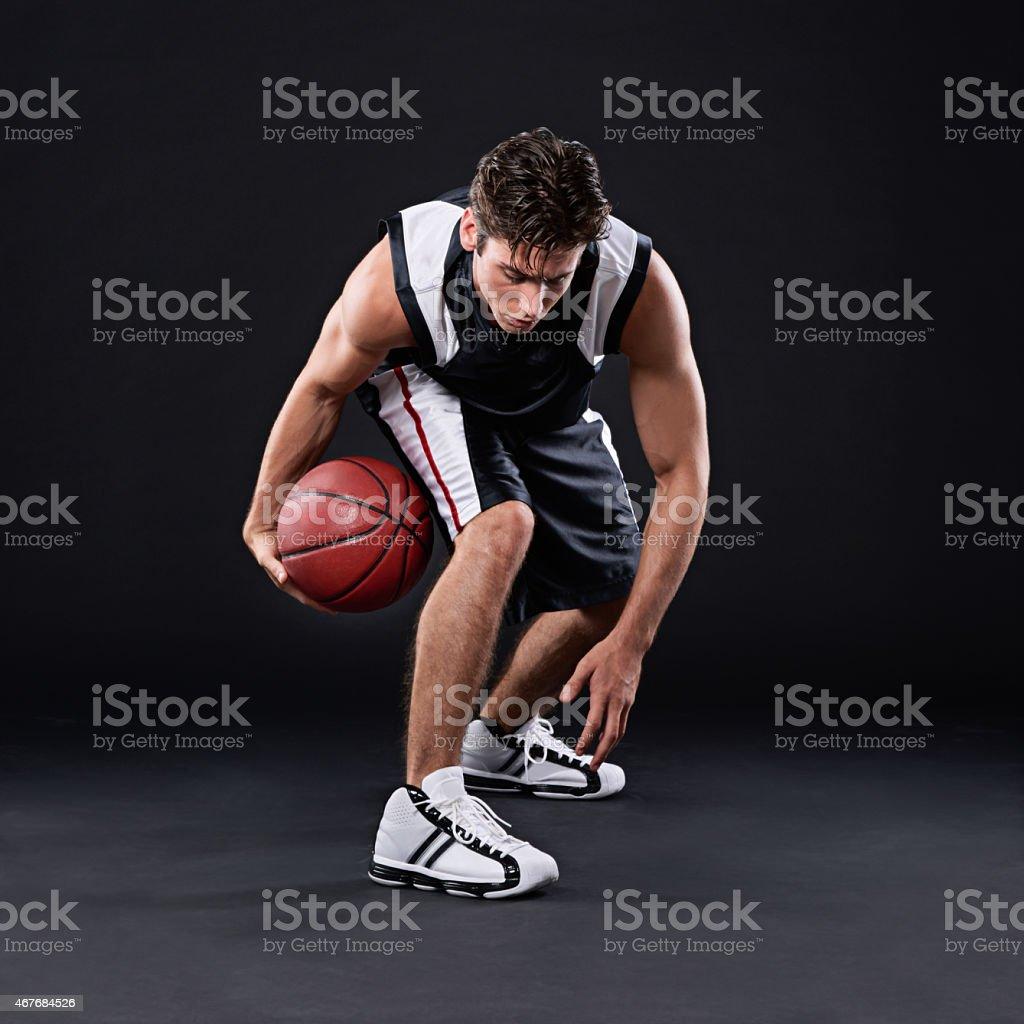 Mastering the game stock photo
