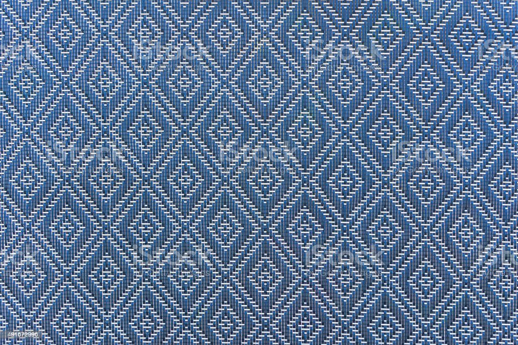 mat handcraft rattan weave texture for background stock photo