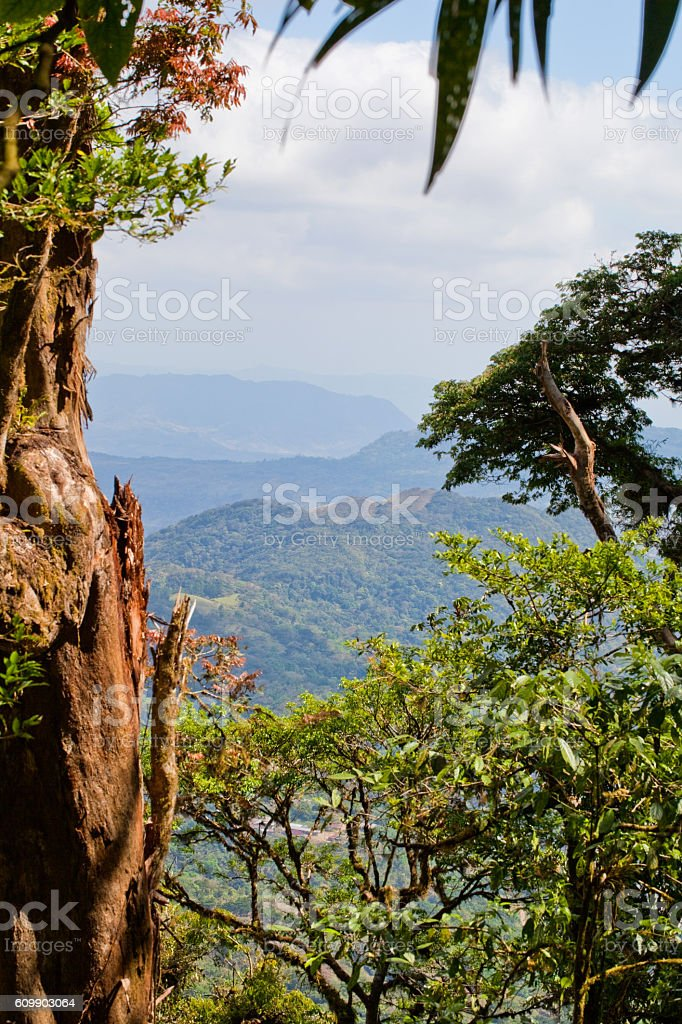 Matagalpa View stock photo