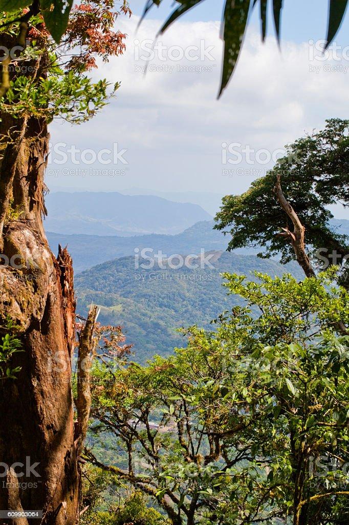 Matagalpa View stock photo