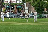 Match of cricket