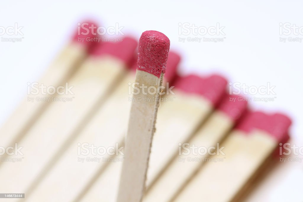 match royalty-free stock photo