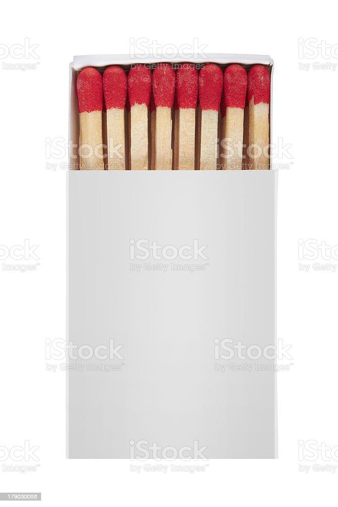 Matchbox stock photo