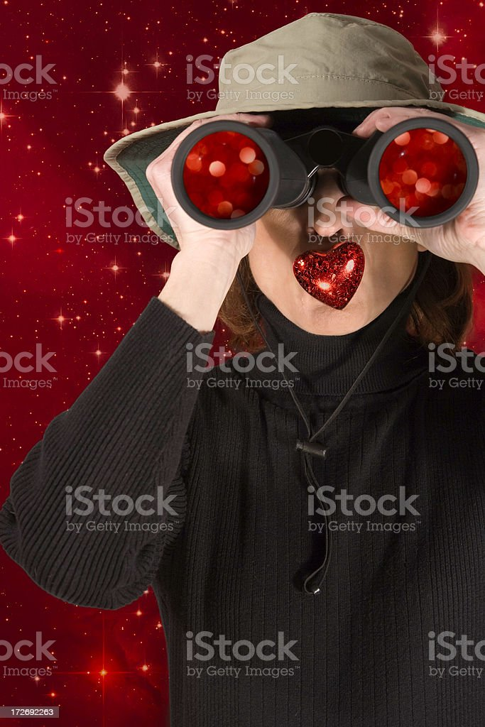 Matchmaker or Looking for Love stock photo