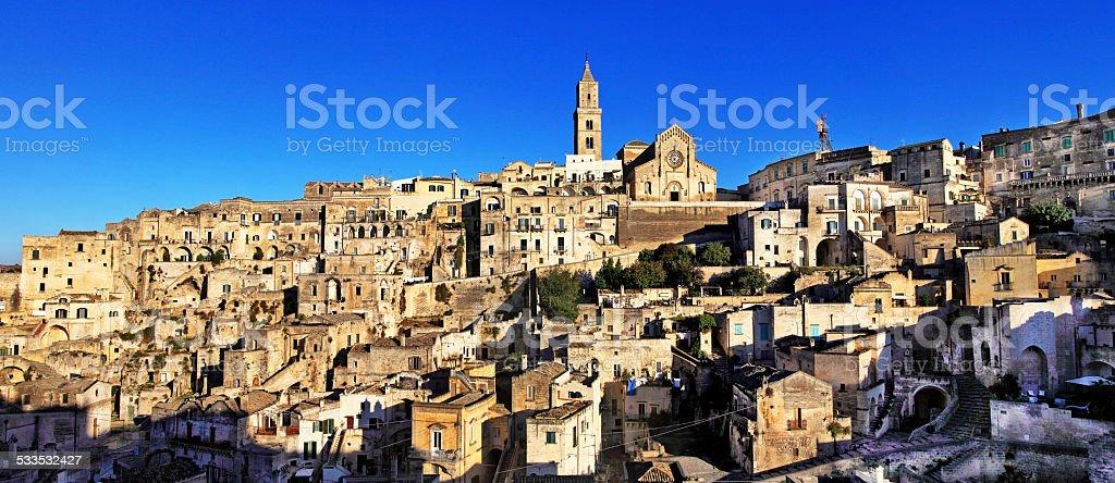 Matera,Basilicata,Italy stock photo