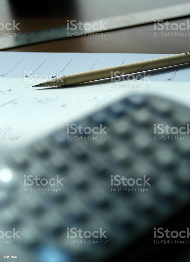 Mathbook Etc royalty-free stock photo