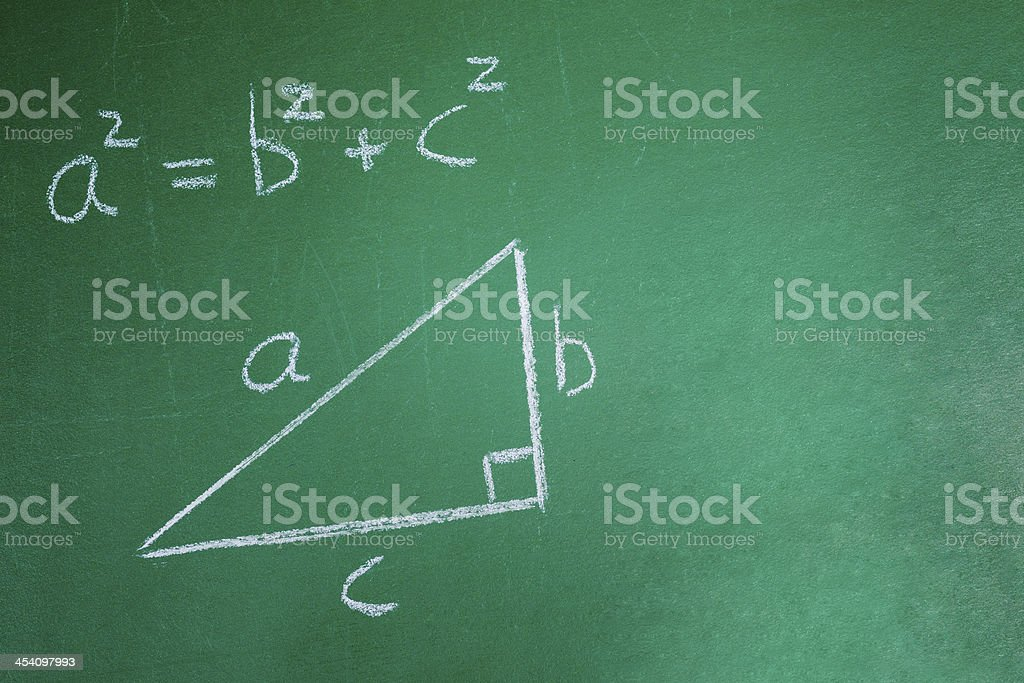Mathematics stock photo
