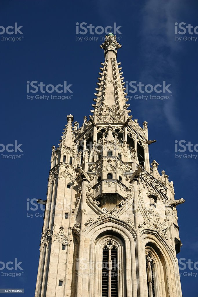 mathias church royalty-free stock photo