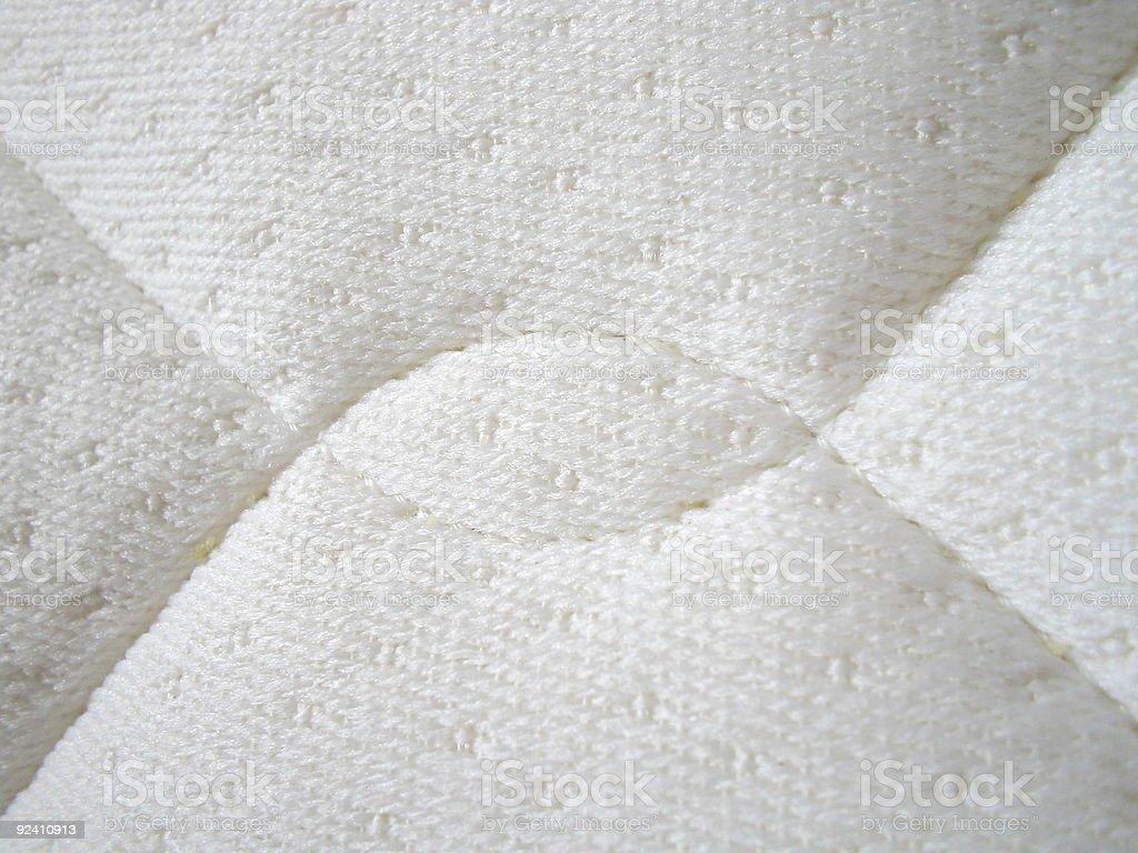 Matress texture royalty-free stock photo