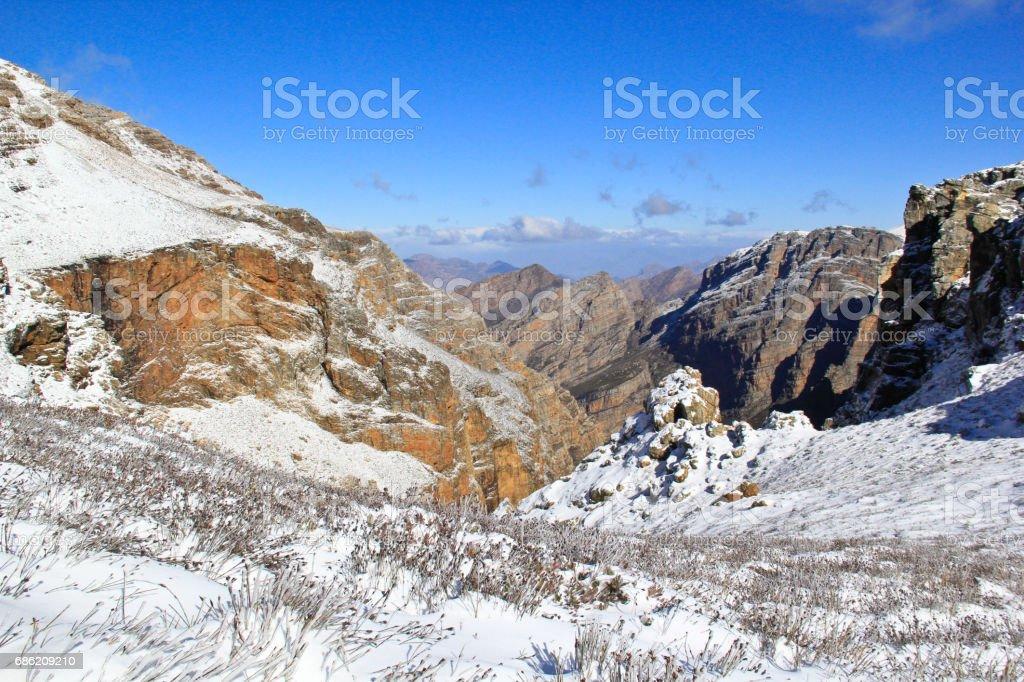 Matroosberg Nature Reserve stock photo