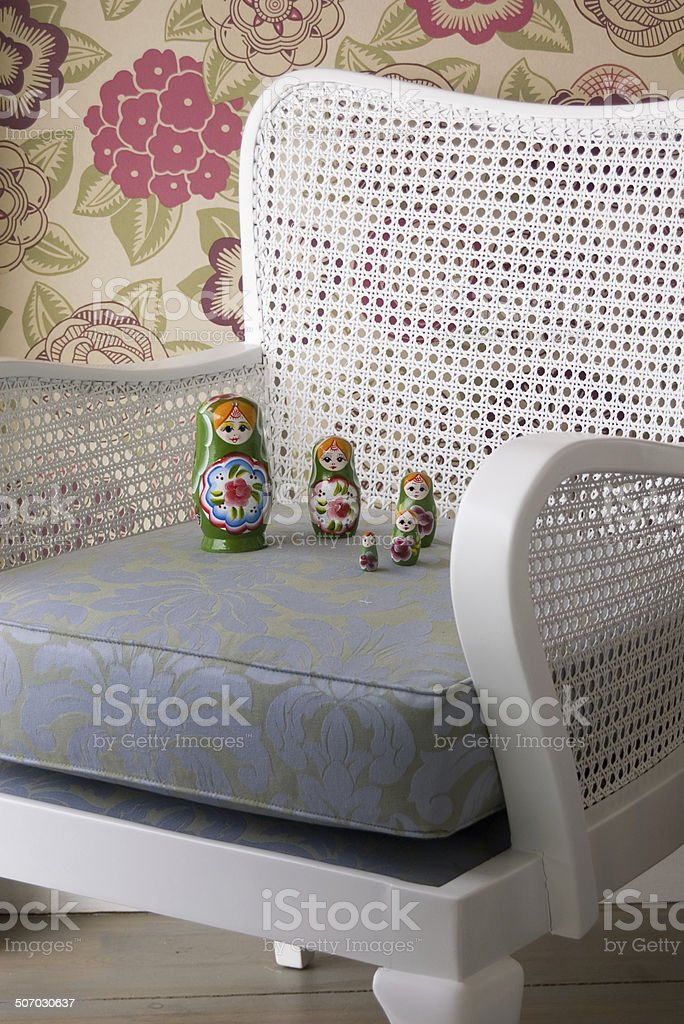 Matryoshka / Babushka royalty-free stock photo