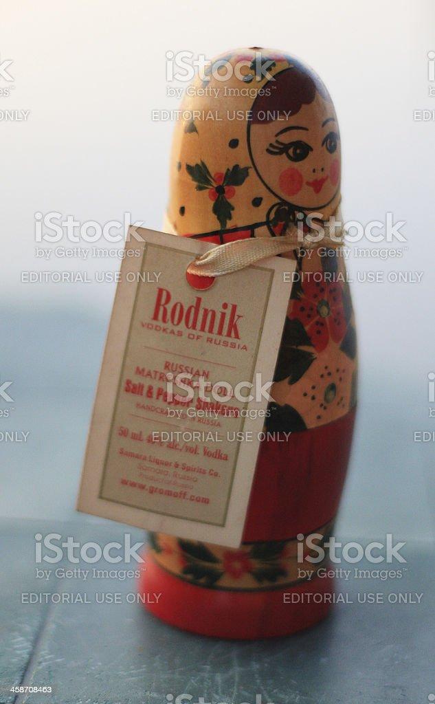 Matryoshka doll royalty-free stock photo