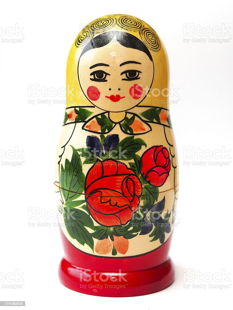 Matryoshka Doll royalty-free stock photo