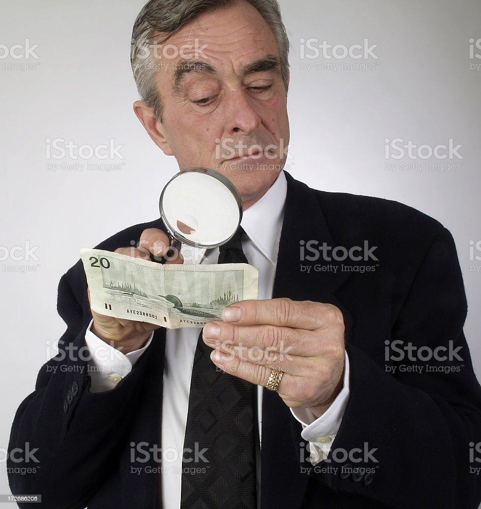 Matter Of Trust stock photo