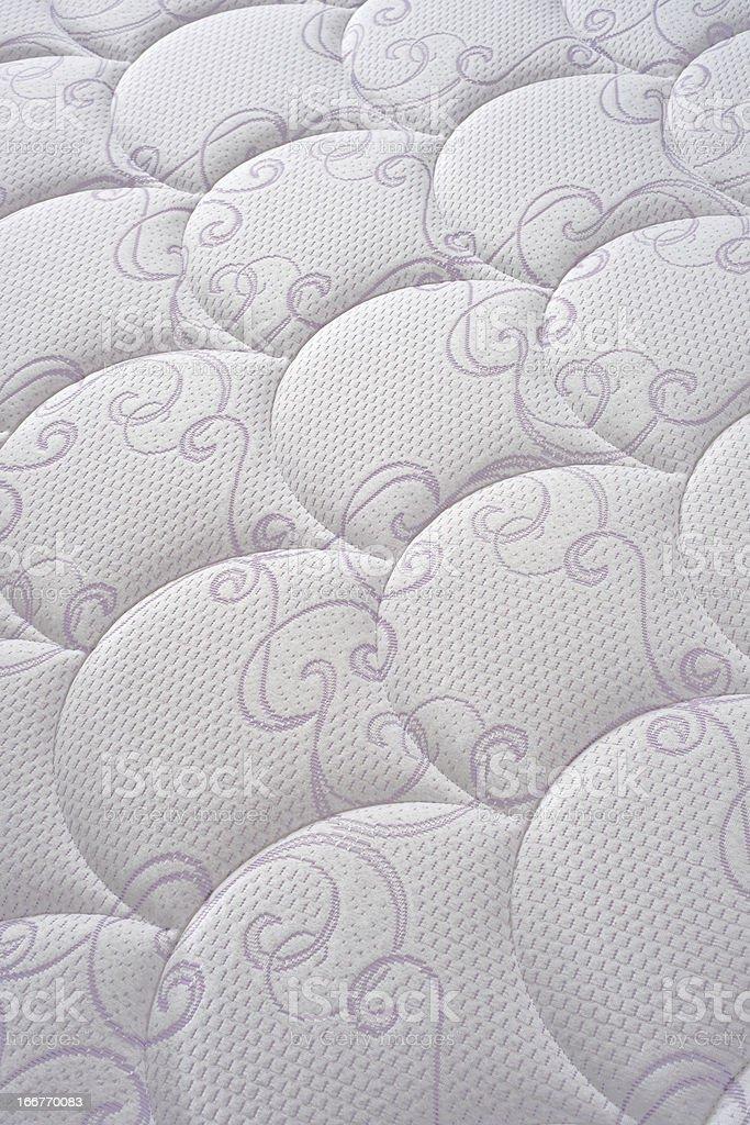 Mattress background royalty-free stock photo