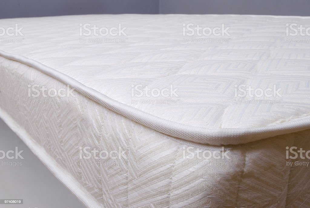 mattress for bed royalty-free stock photo