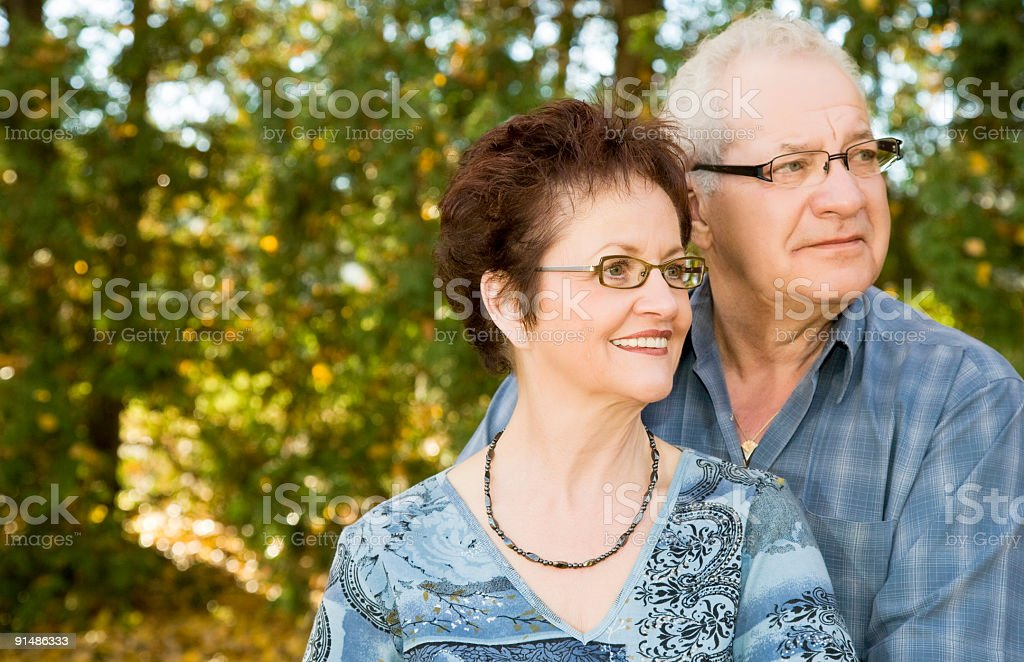 Mature Adult stock photo