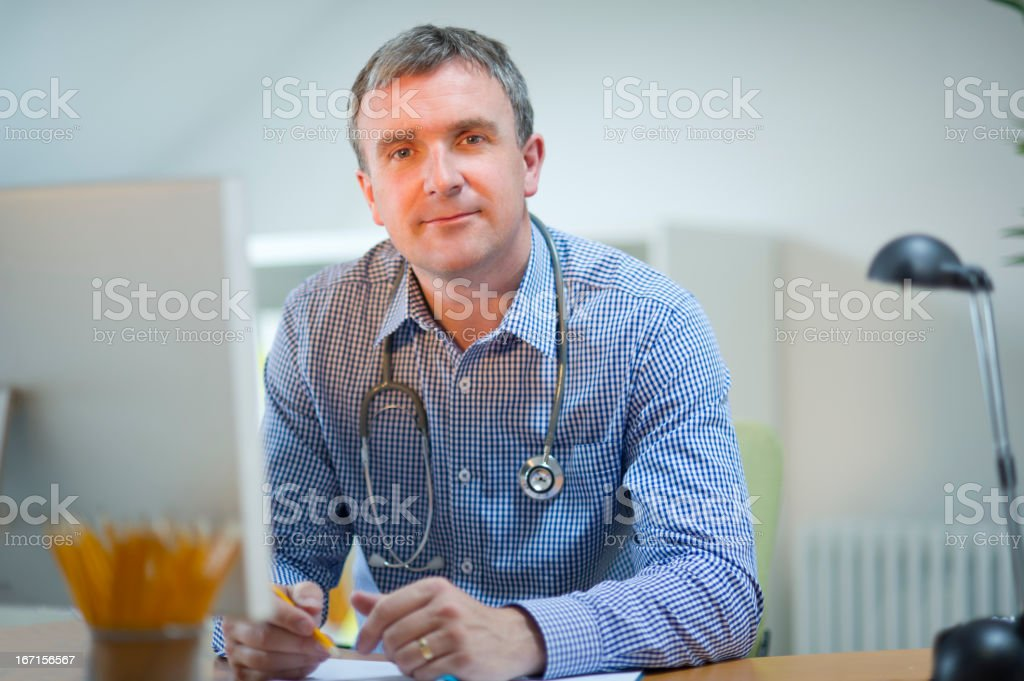 mature GP stock photo