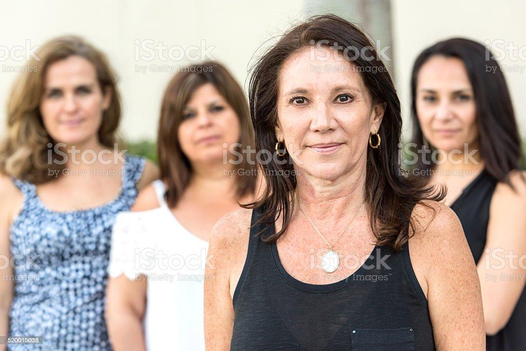 Beautiful mature woman royalty free stock photo Visualphotos