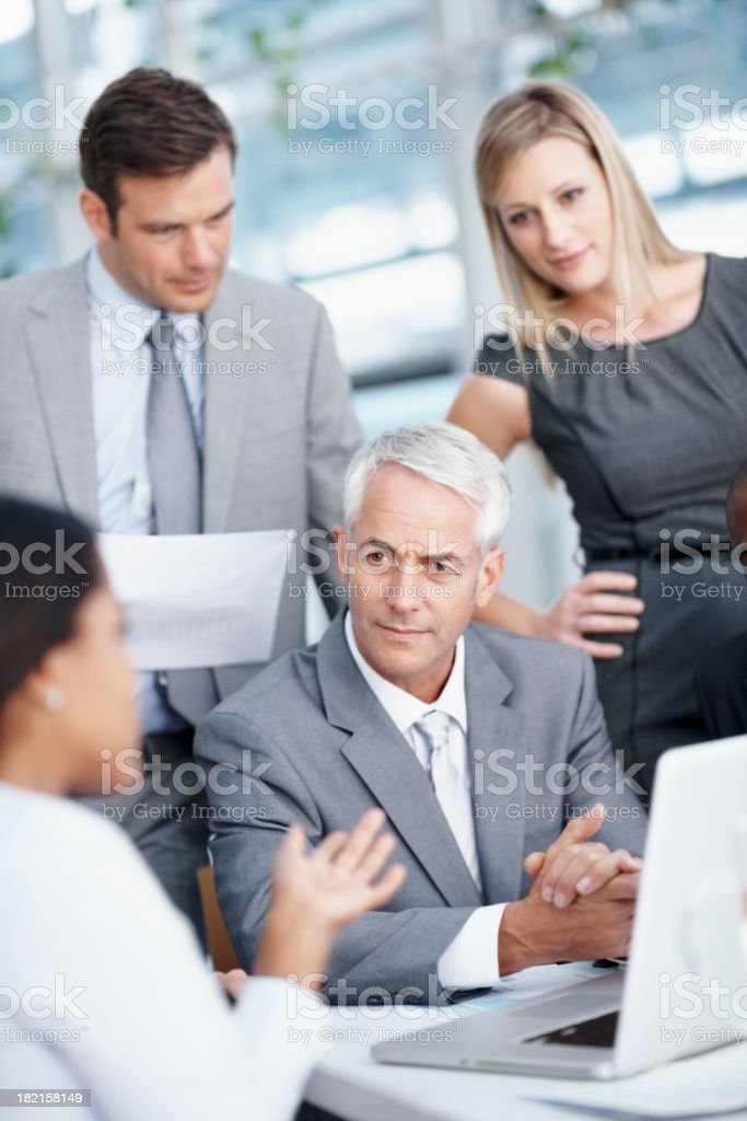 Maturity at its best royalty-free stock photo