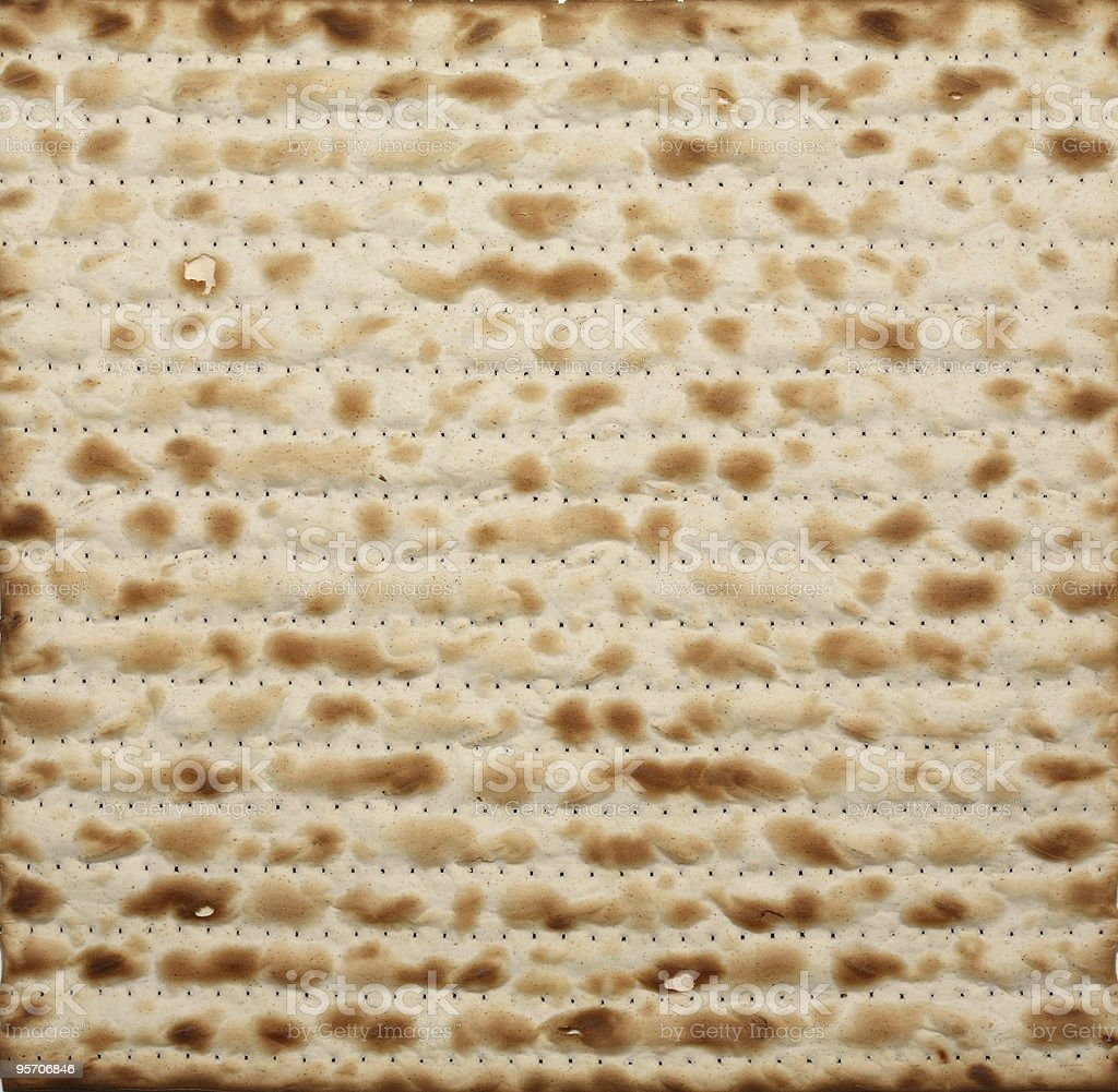 Matza background royalty-free stock photo
