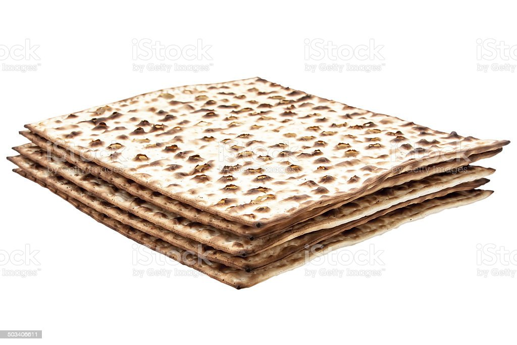matzah stock photo