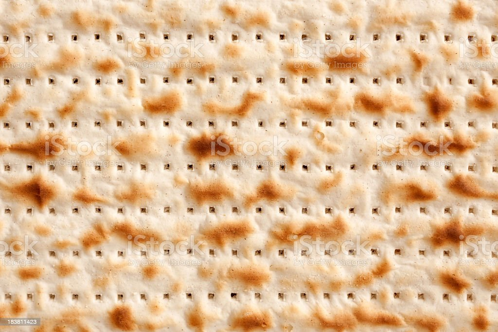 Matzo background stock photo