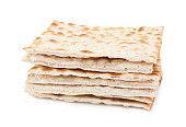 Matzo jewish bread
