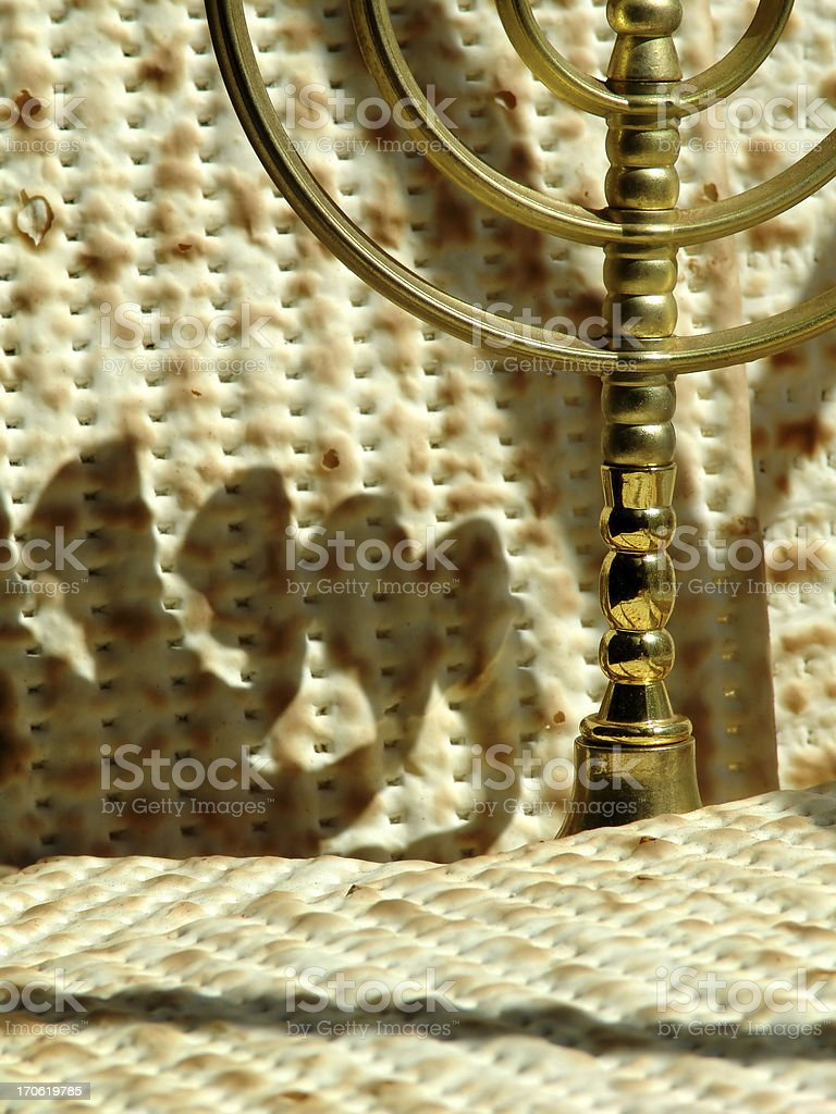 Matzos royalty-free stock photo