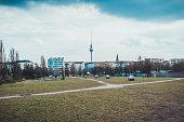 Mauerpark at Berlin