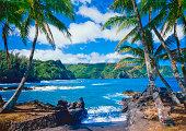 Maui Coastline, Hawaii Islands
