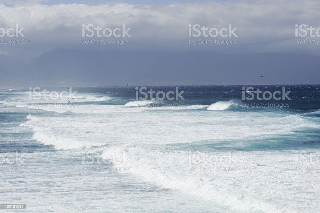 Maui Hawaii stock photo